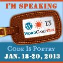 WordCamp Phoenix 2013