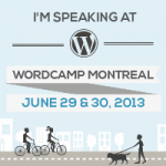 WordCamp Montreal 2013
