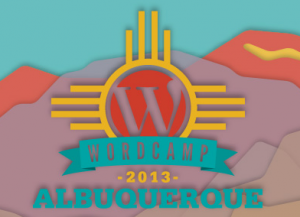 WordCamp Albuquerque logo