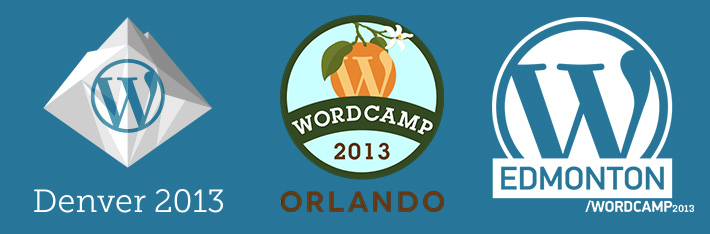WordCamp Orlando Denver Edmonton
