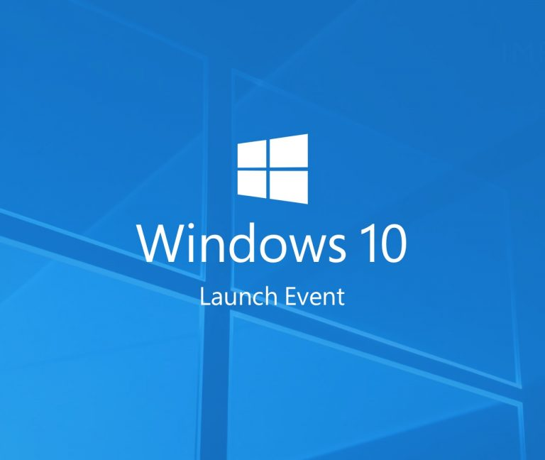 Windows 10 Launch Event