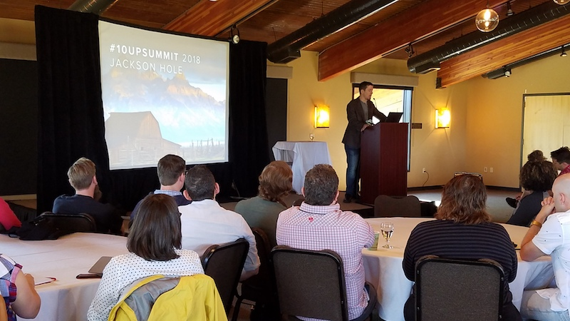 Jake Goldman presentation