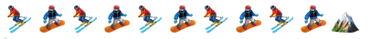 :skier: :snowboarder: :skier: :snowboarder: :skier: :snowboarder: :skier: :snowboarder: :skier: :snowboarder: :snow_capped_mountain:.