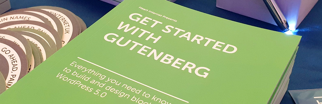 Get Started with Gutenberg Books