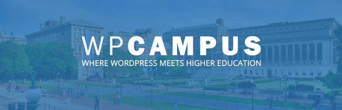 WPCampus 2019 Logo