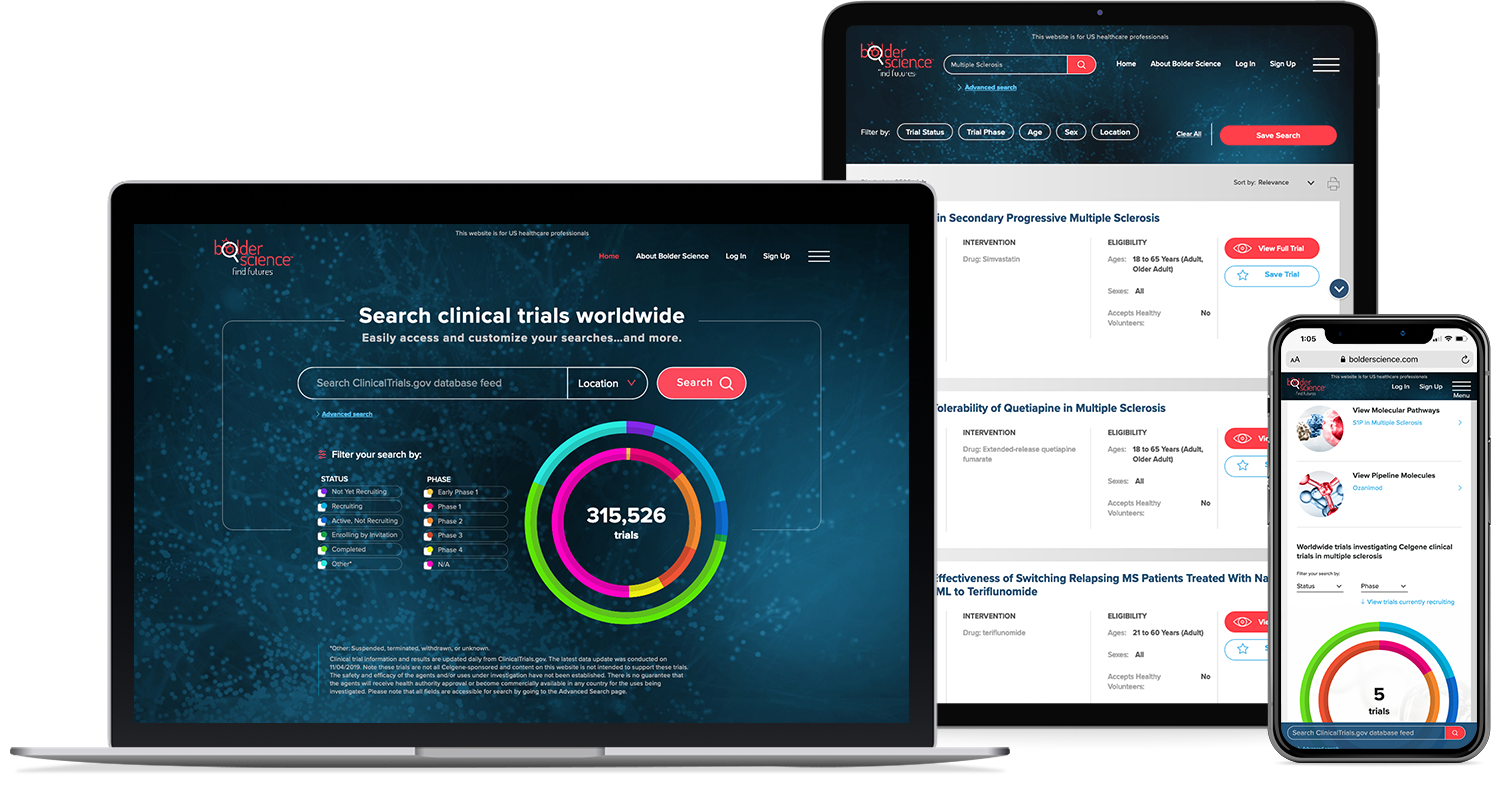 Bolder Science Search Consulting