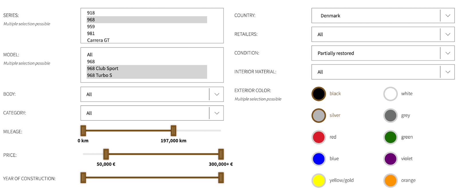 Elferspot Visual Website Search