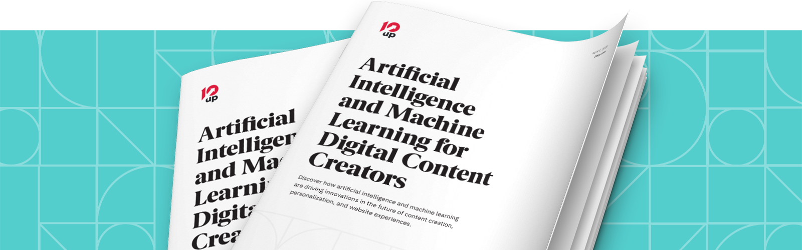 Applications of Artificial Intelligence and Machine Learning for Digital Content Creators Whitepaper Cover
