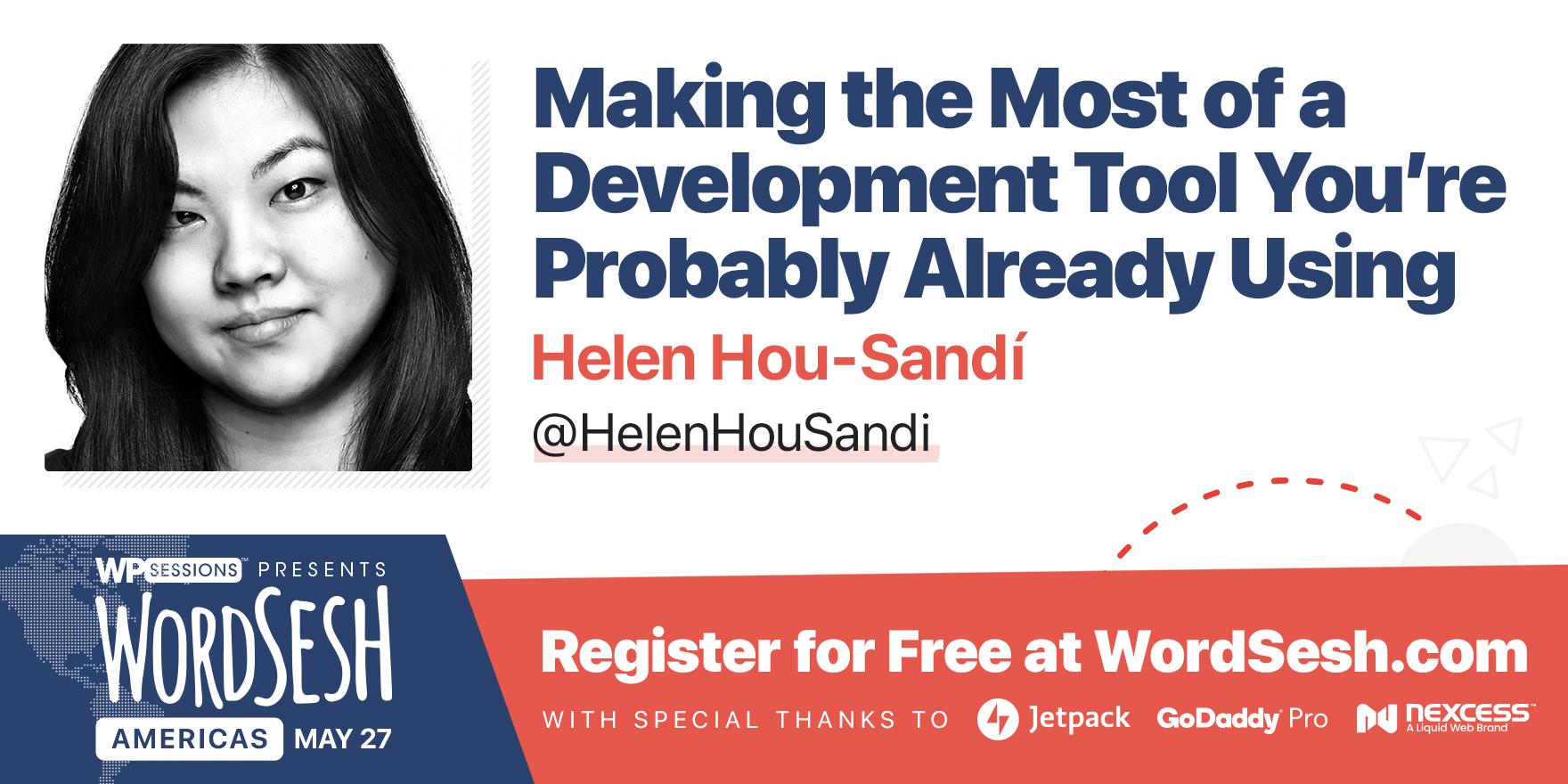 Helen Hou-Sandi WordSesh Americas 2020