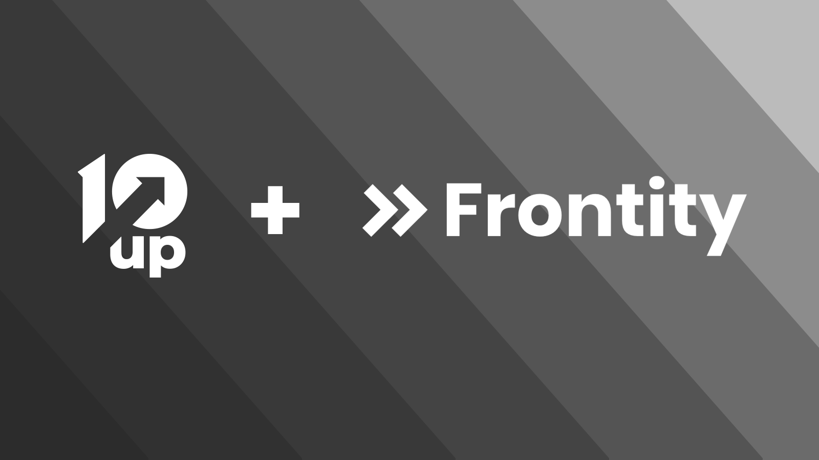 10up + Frontity Partnership