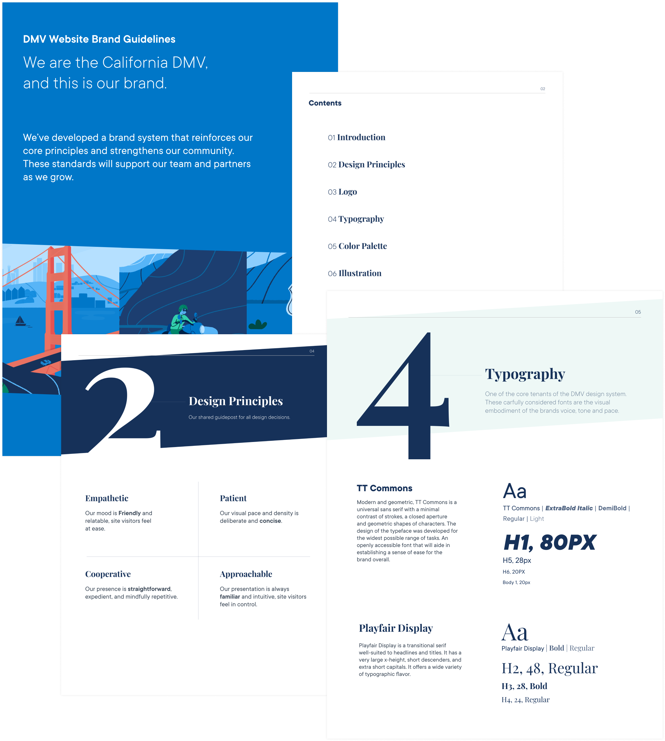 CA DMV Visual Brand Guidelines