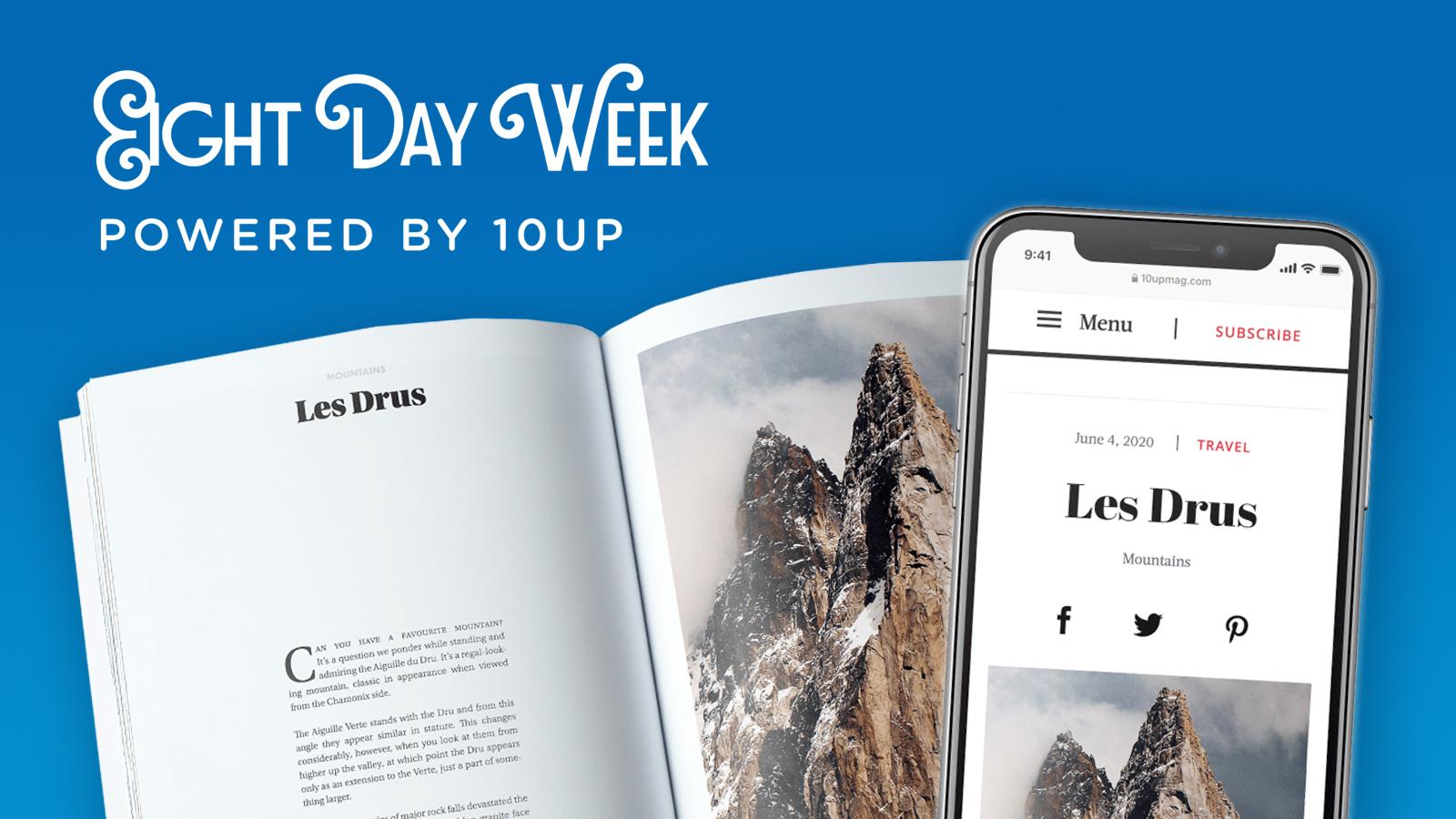 Eight Day Week Plugin