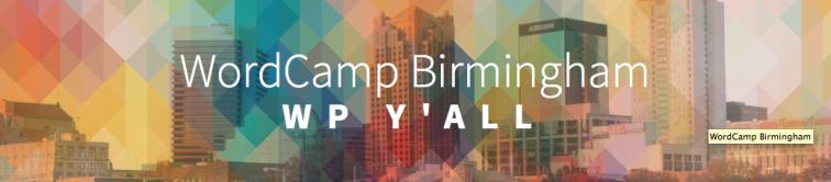 WordCamp Birmingham 2014